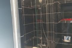распашная шторка для ванны